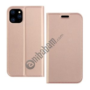 DZGOGO ISKIN Series Slight Frosted PU+ TPU Case For iPhone 11 Pro