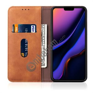 Casual Style Retro Crazy Horse Texture Horizontal Flip Leather Case with Card Slots & Holder & Wallet for iPhone 11 Pro