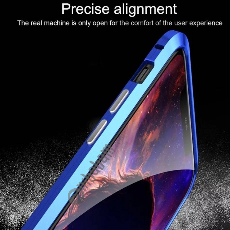 For IPhone 11 PC Magneto Shell Series All-Inclusive Anti