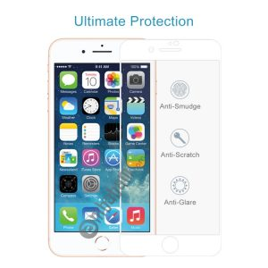 Anti-scratch 9H Full Screen HD Tempered Glass Film for iPhone 8 & 7