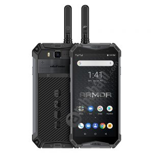 Ulefone Armor 3WT, Walkie Talkie Function, Dual 4G, 6GB+64GB