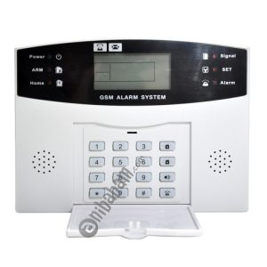 YA-500-GSM-5 Wireless GSM SMS Security Home House Burglar Alarm System With LCD Screen