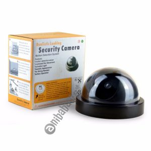 Outdoor Waterproof Infrared CCTV Dummy Dome LED Surveillance Security Camera