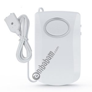 130dB Water Leakage Alarm Detector Sensor Detection Flood Alert Overflow Home Security Alarm System
