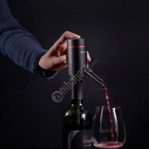 2 in 1 Original Xiaomi Circle Joy Smart USB Charging Electric Wine Dispenser Making Reflect Set