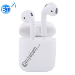i12-XS TWS Binaural Calls Wireless Bluetooth Earphones with Charging Case, Support Touch Calling 5.0