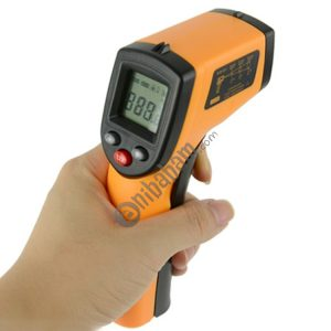 BENETECH GM320 Digital Infrared Thermometer Range: -50 – 400 Degree C