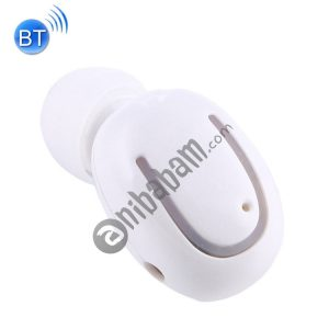 MiniQ13 In-Ear Wireless Bluetooth Music Earphone Bluetooth V4.1 + EDR With 1 Connect 2 Function Support Handfree Call