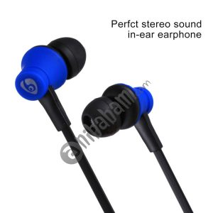 OVLENG M8 Sports Lavalier Bluetooth Stereo Earphone, Support TF Card