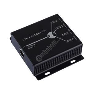 4CH IP Camera POE Extender 1 into 4 Output