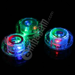 3PCS 3 LEDs Stunning Floating LED Glow Show Swimming Pool Lamp
