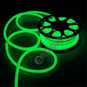 YWXLight 5m 600LEDs 2835 SMD LED Neon Light Flexible DIP IP67 Waterproof Rope Light 2 Wires, AC 220-240V