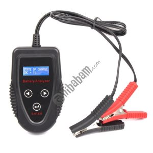 12V Car Battery Tester LCD Battery Analyzer Car Charge Diagnostic Tool