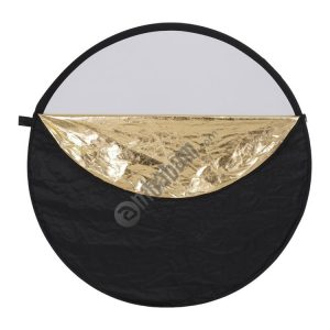 110cm 5 in 1 (Silver / Translucent / Gold / White / Black) Folding Photo Studio Reflector Board