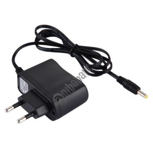 AC Adapter for Portable DVD Player, Output: DC 12V / 1.5A or 12V / 2A Random Delivery (Black)
