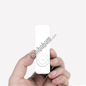 Fashionable Portable Long Sport Lossless Sound Music Media MP3 Player, Support Micro TF Card, Host Only, Memory Capacity: 4GB