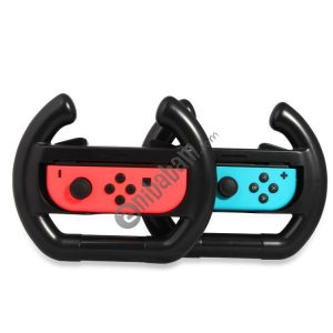 Game Steering Wheel for Nintendo Switch Joy-Con Controller Game Accessories