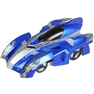 WT891-1 Remote Control Climbing RC Car With Led Lights 360 Degree Rotating Stunt Toys Antigravity Machine Wall Car