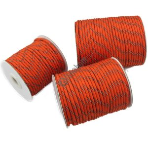 4MM Diameter Reflective String Windproof Tent Rope Guy Line For Camping Rope (Length: 20, 30, 50 Meters)