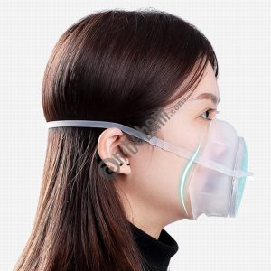 HAMTOD S9 Self-suction Filtering Respirator KN95 Replaceable Filter Antivirus Anti-fog Face Mask