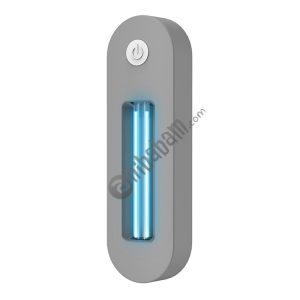 USB Charged Portable Toilet UV LED Light Sterilizer Disinfection Stick Lamp