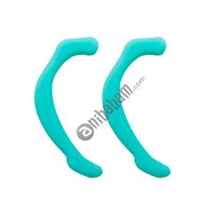 2 Sets Reusable Face Mask Soft Silicone Ear Hook Invisible Earmuffs