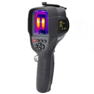 Handheld Portable Visual Imaging Night Vision Infrared Thermometer, Model: HT18