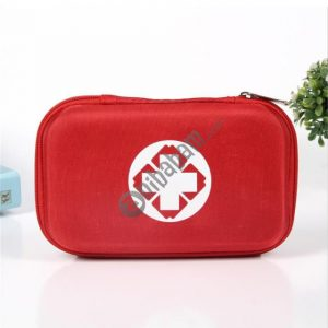 Outdoor EVA Oxford Cloth Anti-pressure First Aid Kit (BAG ONLY)