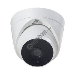 COTIER 533A CE & RoHS Certificated Waterproof 3.6mm 3MP Lens AHD Camera with 2 IR LED Arrays, Support Night Vision & White Balance