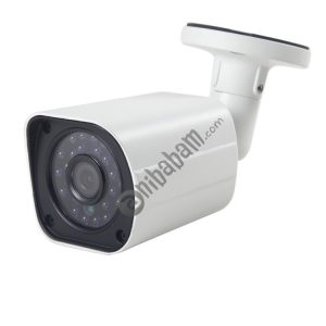 COTIER 636A CE & RoHS Certificated Waterproof 3.6mm 3MP Lens AHD Camera with 24 IR LED, Support Night Vision & White Balance
