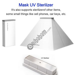 YSC-056 Portable UV Light Disinfection Sterilizer Smartphone Underwear Sterilization Cleaning Box