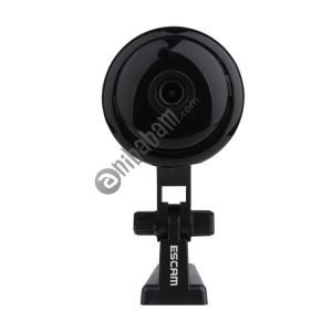 ESCAM Button Q6 1/4 inch 1.0MP WiFi IP Camera, Support Motion Detection
