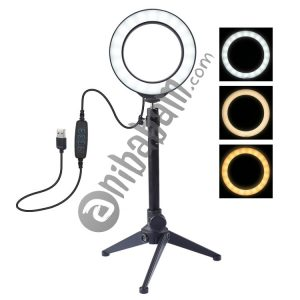 Ring Light Flashes