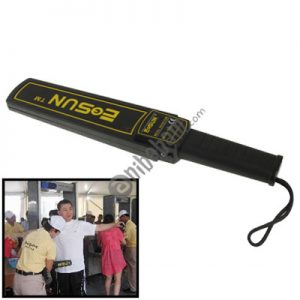 Hand-held Security Metal Detector, Detection Distance: 60mm (TS90)